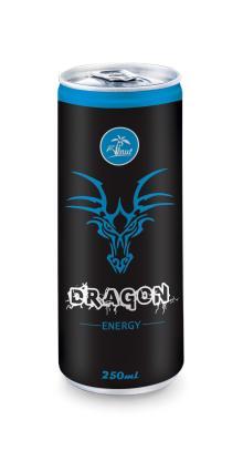 250ml  Caned  Energy Drink