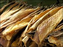 Dried stockfish Available