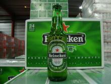 Heineken 25cl Bottles and Cans