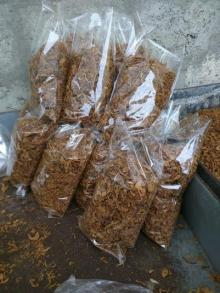Fried minced red onions (fried on in vegetable oil) & packed 1 kg PE bags