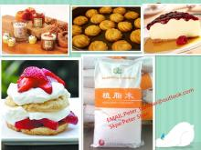 Non dairy creamer for baking foods