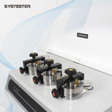 SYSTESTER oxygen permeation tester/plastic films gas transmission rate tester
