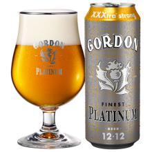 Beer Gordon Finest Platinum