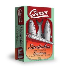 Sardines in Tomato Sauce 120gr