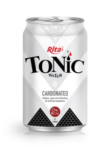 The gray edition Carbonated Water
