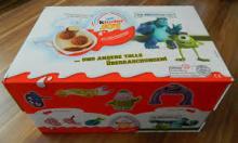 Ferrero Kinder Surprise, Kinder Joy, Kinder Bueno