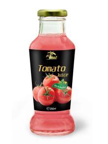 280ml Glass bottle  Tomato   Juice