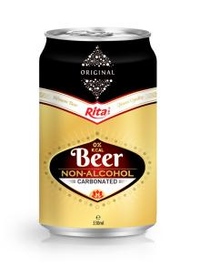 330ml Original Carbonated Non-alcoholic Beer