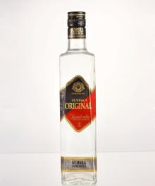 Ukrainian vodka
