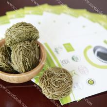 Organic edamame soybean instant noodle