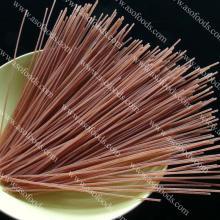 Organic jasmine red rice spaghetti gluten free and low fat