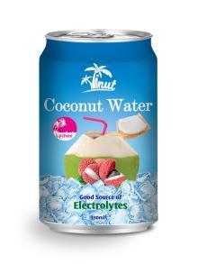 330ml Lychee Coconut Water