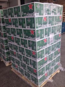 Dutch Heineken Beer