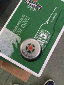 Heineken Beer Cans 25cl