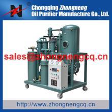 Vacuum Lube Oil Treatment Machine