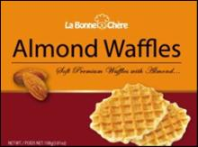 almond waffles