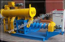 Wet Type Fish Feed Extruder 180-200kg/h