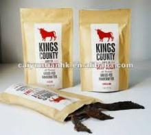 beef jerky bag for sale