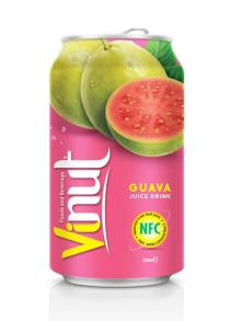 330ml Guava Fruit Juice