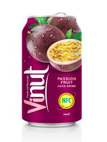 330ml Passion Fruit Juice Drink