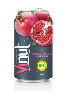 330ml Pomegranate Juice Drink