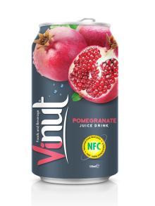 330ml Pomegranate Juice Drink