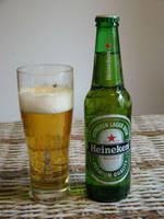 Henikens Lager Beer 250ml,.....Heinekens Beer in Bottles of 250ml Direct From Holland