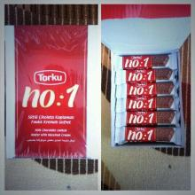 Torku Wafer No 1 Chocolate
