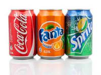 Soft Drinks ( Coca-cola, Fanta, Sprite, 7UP, Pepsi)