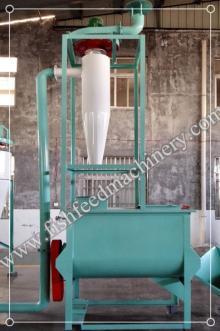 FY-250 Fish Feed Mixer 250kg per batch