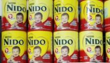 Red Cap Nido Milk From Germany