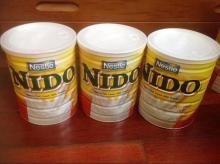 FORTIFIED NIDO MILK