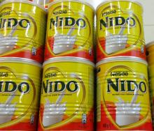 PREMIUM QUALITY NIDO, NESTLE POWDER MILK FOR SALE
