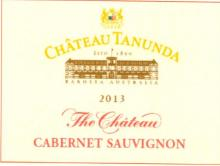 2013 THE CHATEAU CABERNET SAUVIGNON