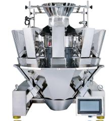 multi  head  weigher  packing machine,automatic  multi head combination  weigher