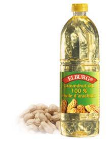 Groundnut/Peanut Oil
