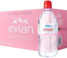 Austrian Evian Natural Mineral Water Evian Natural Mineral Water
