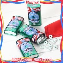 NEW Package! domdom Lozengemint Eucalyptus Flavor Sugar Free Mints