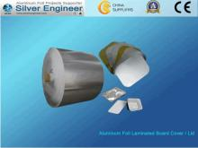 Aluminum Foil Container Paper Lid