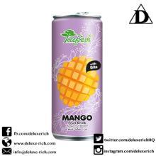 Mango Fruit Drink With Bits
