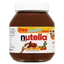 CHOCOLATE NUTELLA 350G, 43G KINDER BUENO, KINDER CHOCOLATE 50G