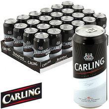 Carling beer Lager
