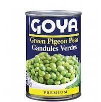 Goya Canned Green peas 400g Wholesale
