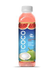 500ml Watermelon Flavor Coconut Water