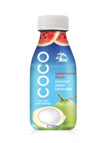 300ml Watermelon Coconut Water