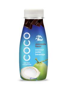 250ml Chocolate Coconut Water