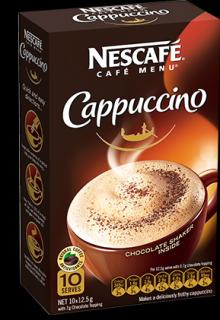 Nescafe Coffee Cappucino 8X13g