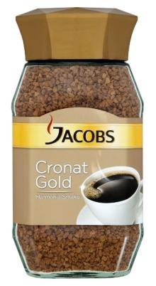 JACOBS CRONAT GOLD 100g/200g ./500g