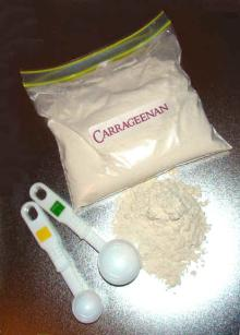 Herb extract of Carrageenan powder