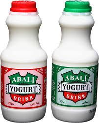 Carbonated Yogurt Drink